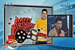 Eat Bulaga: Birthday messages for Bossing