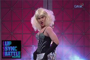 Gabbi Garcia and Ruru Madrid perform 'Show Me How You Burlesque'   Lip Sync Battle Philippines