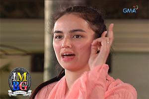 'Bubble Gang' Bloopers: May amats na si Kim Domingo
