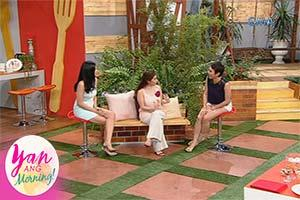 Yan Ang Morning! Ep. 3: Usapang mommy with Chariz Solomon and Jennica Garcia