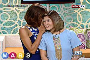 Mars Masarap: Actress/host, nag-amoy ginisa sa standby area!