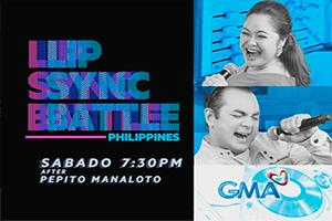 Lip Sync Battle Philippines Ep. 10: Manilyn Reynes vs. Keempee de Leon