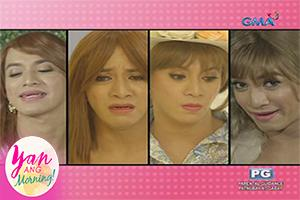 Yan Ang Morning!: Ang buhay mag-biyenan