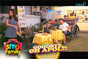 Ismol Family Ep. 99: Good, Oh Apol?