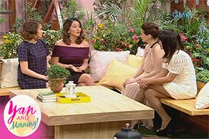 Yan Ang Morning! Ep. 5: Mother's Day celebration