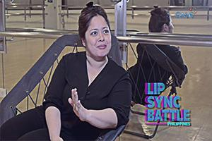 Manilyn Reynes (Pre-show interview) | Lip Sync Battle Philippines