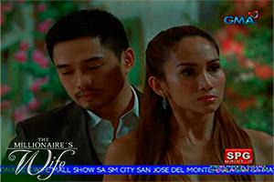 The Millionaire's Wife: Ang pagtatalo nina Allison at Fred