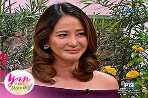 Yan Ang Morning!: Katrina Halili, ayaw matulad sa kanya ang anak
