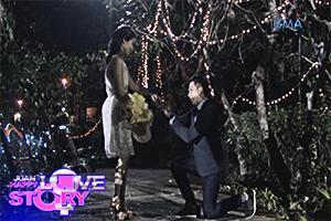 Juan Happy Love Story: The hopeless romantic and the playboy