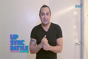 Keempee de Leon, sasalang sa 'Lip Sync Battle Philippines'