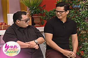 Yan Ang Morning! Ep. 7: Bonding with Zoren Legaspi and Niño Muhlach