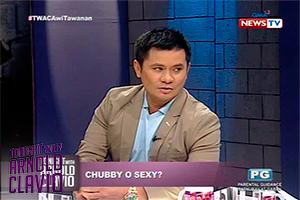 Tonight with Arnold Clavio: Ogie Alcasid, pinapili kung chubby o sexy ang gusto