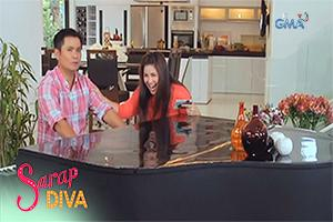 Sarap Diva: Ogie Alcasid in the house
