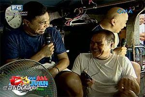 Eat Bulaga: Sugod Bahay winner, sa jeep nakatira