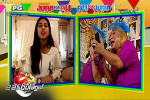 Eat Bulaga: Yaya Dub at mga lola, may video message para sa AlDub 44th weeksary