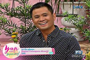 Yan Ang Morning!: Regine Velasquez, binuking ang bad habits ni Ogie Alcasid!