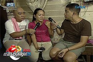 Eat Bulaga: Sugod Bahay winner, sa chat nalaman na namatay na ang asawa