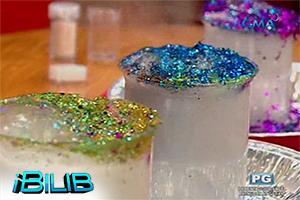 iBilib: Boiling glitters