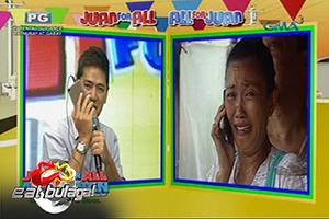 Eat Bulaga: Sugod Bahay winner, pinaiyak ni Jose Manalo?