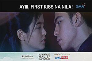 Hanggang Makita Kang Muli Wk. 12: First kiss
