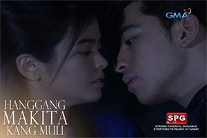 Hanggang Makita Kang Muli: First kiss and the falling star
