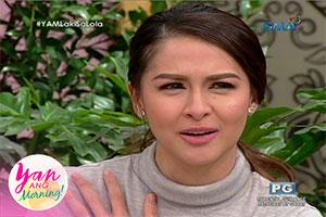 Yan Ang Morning!: Laki sa Lola