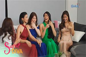 Sarap Diva: Saturday with Encantadia's Sang'gres