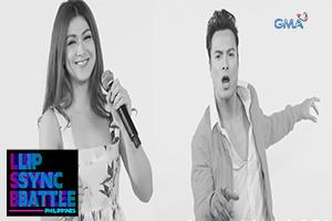 Lip Sync Battle Philippines Ep. 13: Carla Abellana vs. Rafael Rosell