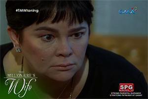 The Millionaire's Wife: Pasabog ni Fred