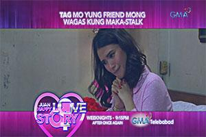 Juan Happy Love Story: Bags ba talaga o abs?
