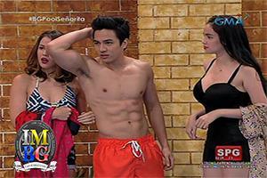 Bubble Gang: Pool Señorita at ang machong lifeguard