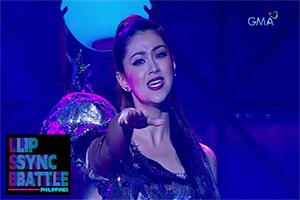 Carla Abellana performs Katy Perry's 'Firework' | Lip Sync Battle Philippines