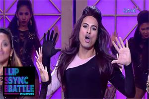 Rafael Rosell performs Beyonce's 'Single Ladies' | Lip Sync Battle Philippines