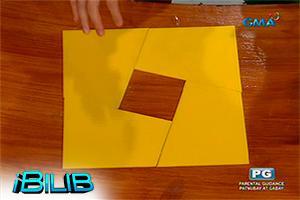 iBilib: Remove the small square to create a bigger square