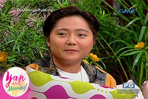 Yan Ang Morning!: One-on-one interview with Charice Pempengco