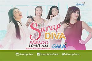 Sarap Diva: VIP guests