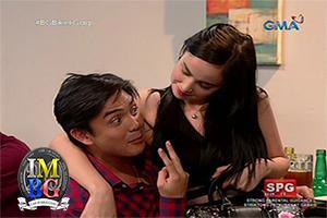 Bubble Gang: Kim Domingo, sunod-sunuran kay Sef Cadayona