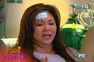 Poor Señorita: Tapos na ang pagpapanggap