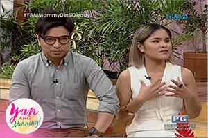 Yan Ang Morning!: Bukingan with the single dads