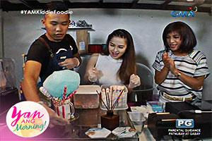 Yan Ang Morning!: Milkshake galore sa The Lost Bread