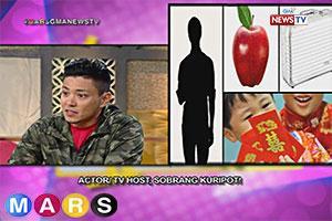 Mars Mashadow: Male TV actor/host, saksakan raw ng kunat!