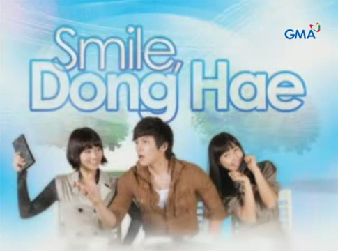 SMILE, DONG HAE (GMA7) - SEPT. 19, 2012.