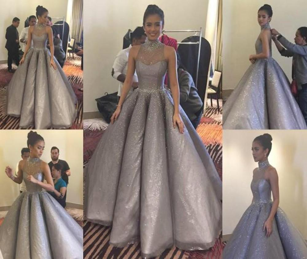 EXCLUSIVE: Debutante Gabbi Garcia gives a sneak peek at her first ...