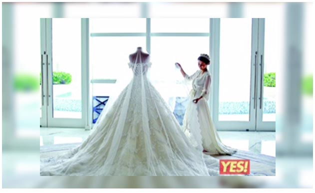 Marian Wedding Gown – Dresses for Woman