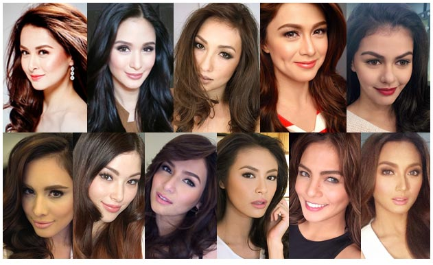 The prettiest philippines in woman Top 20