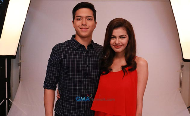 Janine Gutierrez and Elmo Magalona speak up on their unexpected love