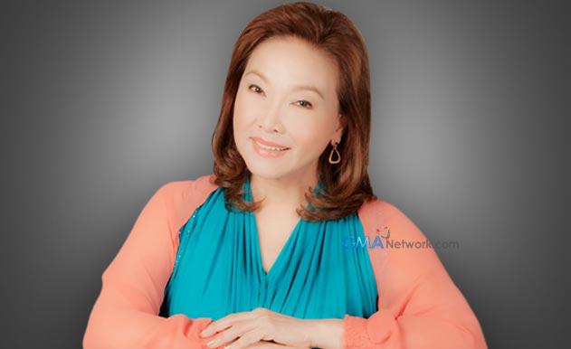 Mel Tiangco is a standout ninang – Heart Evangelista