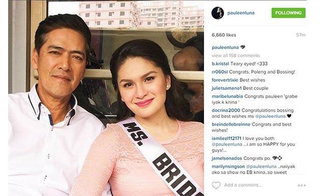 eat bulaga jan 23 vic and pauleen relationship