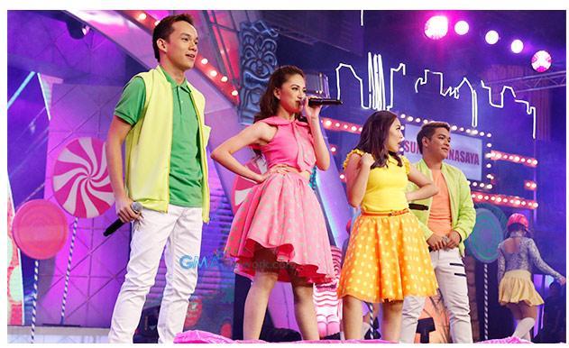 Sugarpop reunion on 'Sunday PinaSaya' trends on Twitter