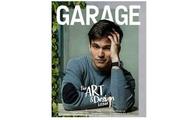 Tom Rodriguez Graces The Cover Of A Fashion And Style